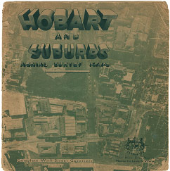 The first street atlas covering Hobart and Suburbs was produced in 1948.  This atlas was the first in a succession of editions, the latest being the current comprehensive statewide street directory covering all major urban areas in Tasmania.
